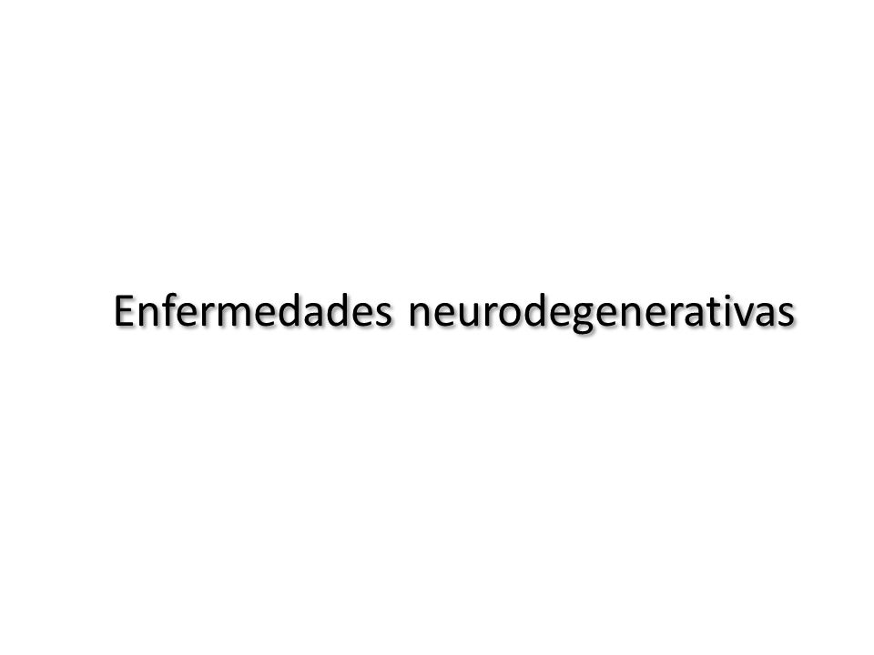 La deposición de la proteína amiloide (Aß) es una carácterística de la enfermedad de Alzheimer.