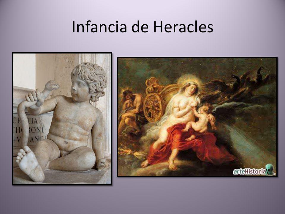 La locura de Heracles