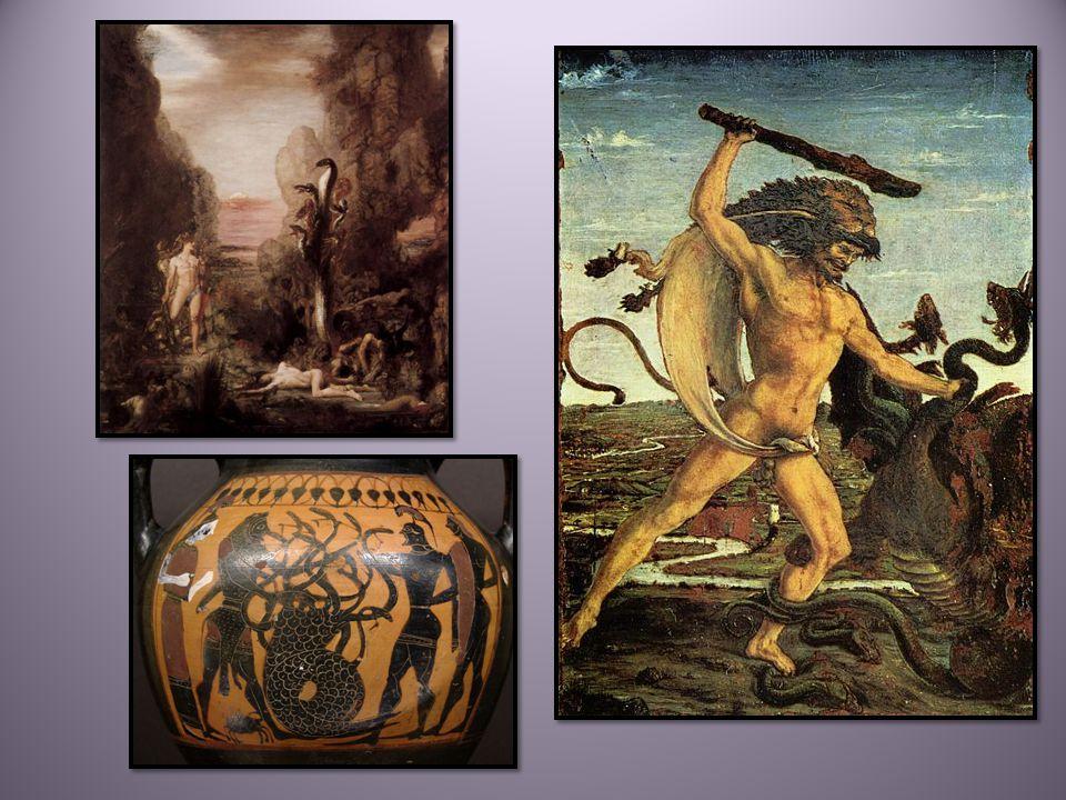 Hércules y Caco