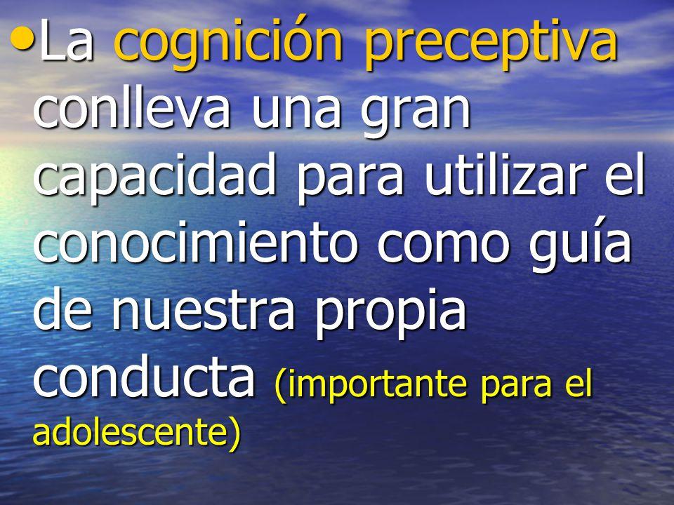 FAVORECER EL CONOCIMIENTO PRECEPTIVO Consiste en enseñar el por qué y el para qué deberían ser las cosas, es decir el conocimiento de lo que hay que h