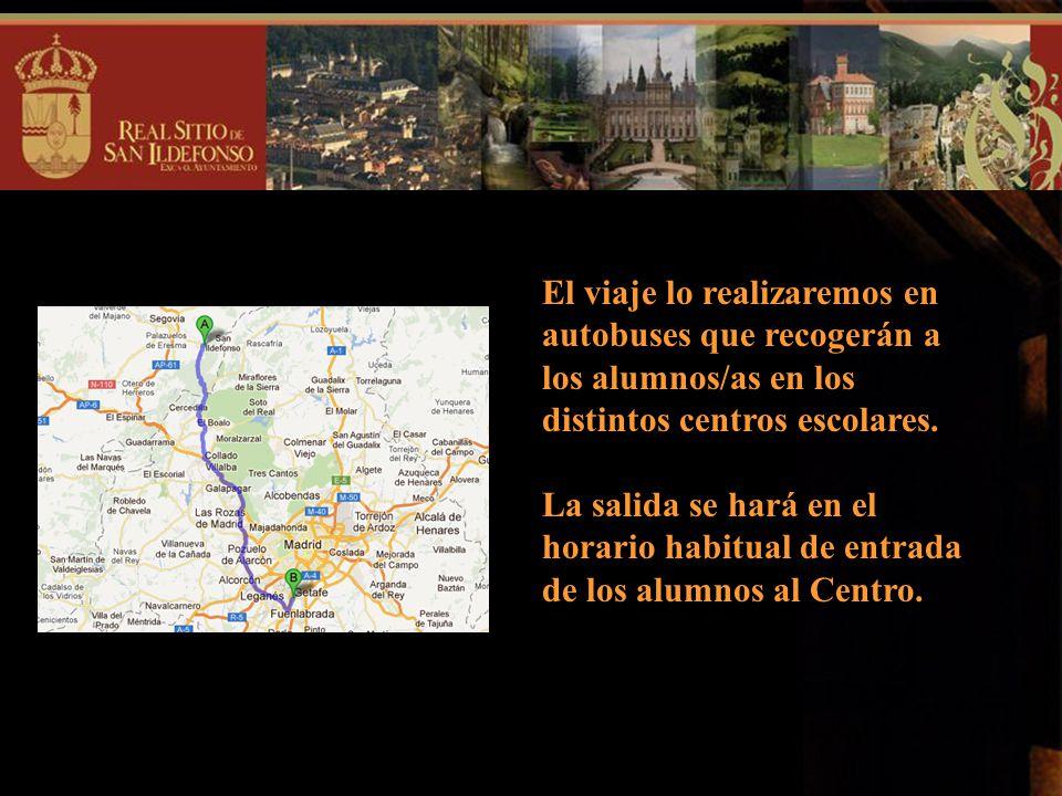 Esta bella población segoviana, paraje histórico, artístico y natural sin igual, nos abre sus puertas. El Ayuntamiento del Real Sitio, Patrimonio Naci