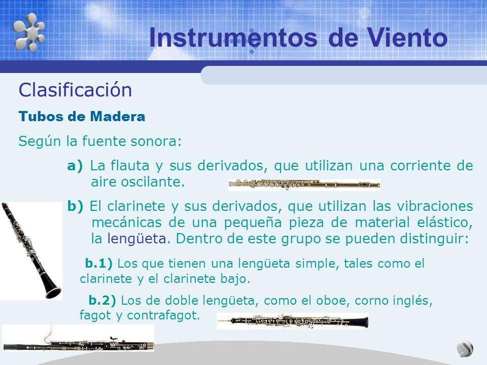 Instrumentos de Viento Vibraciones de la Campana de una trompeta f = 466 Hz f = 1090 Hz f = 1194 Hz f = 1356 Hz f = 1815 Hz f = 2257 Hz f = 2736 Hz