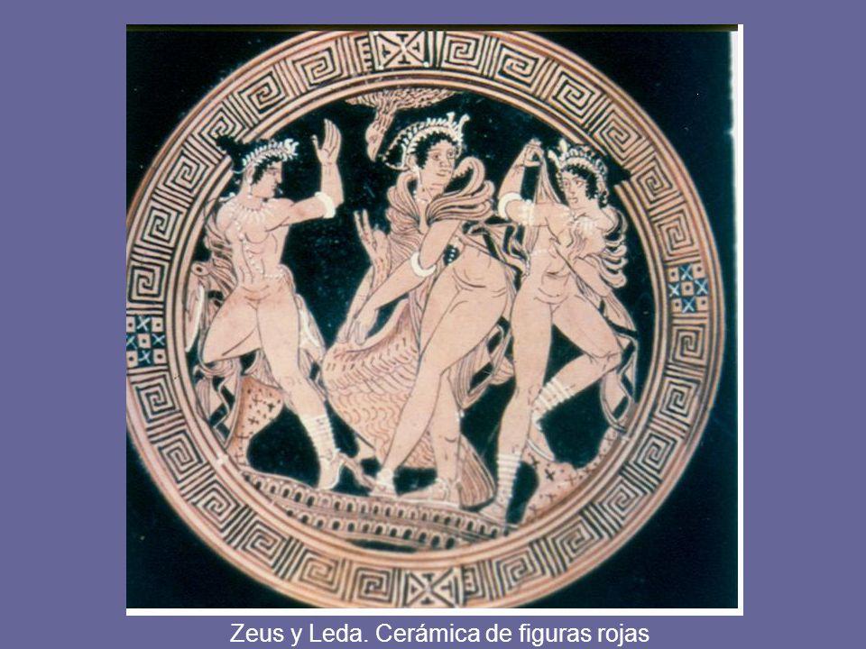 Zeus y Europa. J. Baptista Pierr
