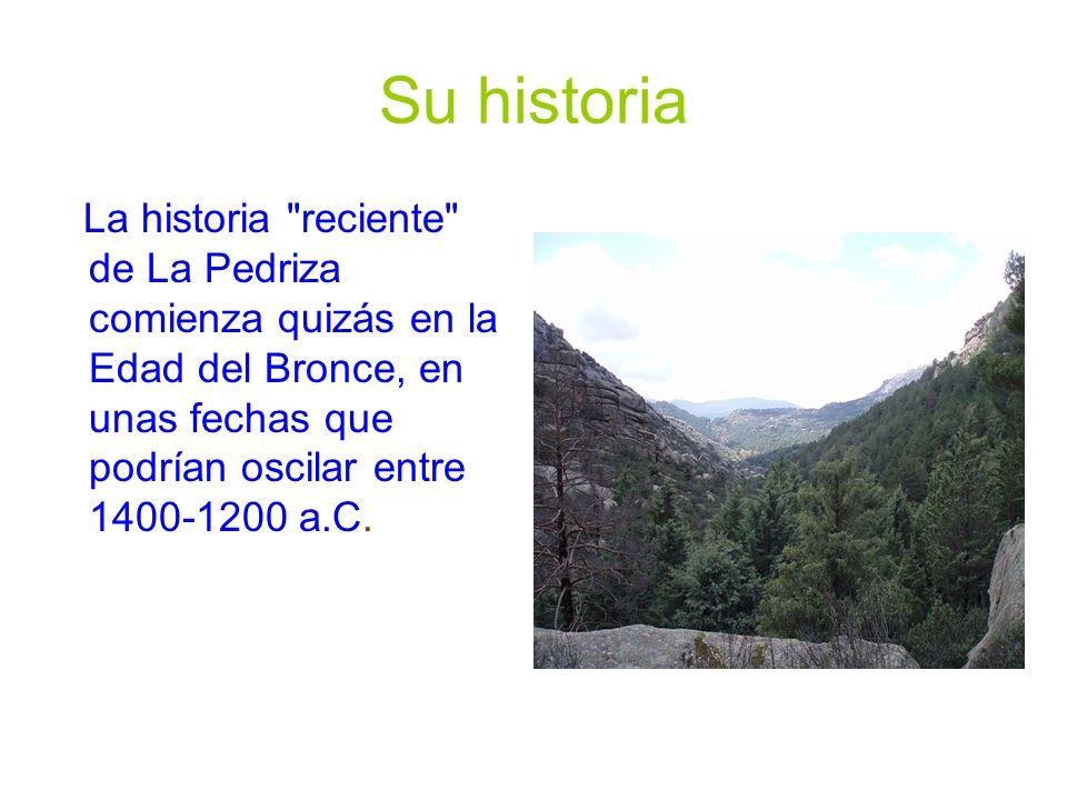 Su historia La historia