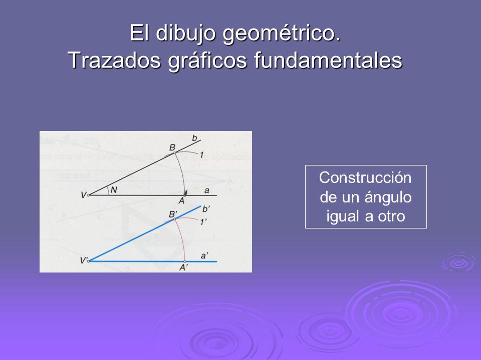 Construcción de un óvalo Construcción de la espiral de Arquímedes