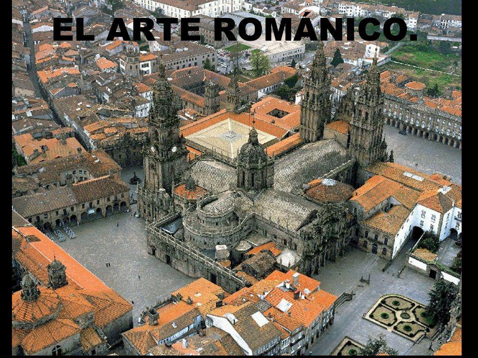 Mª Victoria Landa Los motivos más utilizados en la pintura románica eran las representaciones del Pantocrátor, que se situaban en el ábside y ocupaban una posición central dentro de la iglesia.
