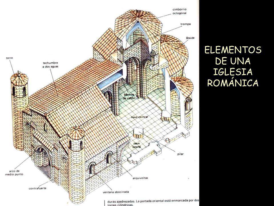 Mª Victoria Landa La planta, que inicialmente tenía elementos constructivos de origen romano y era de un solo brazo (planta basilical) con una o tres naves.