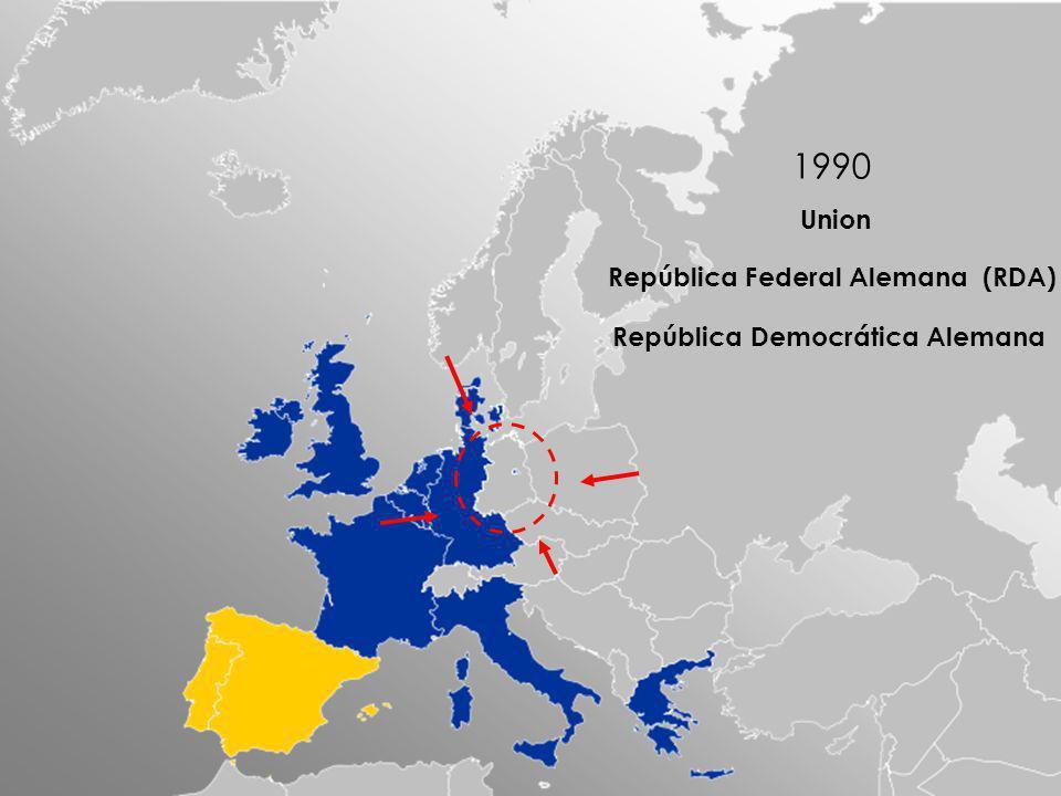 Tercera Incorporación España Portugal 1986