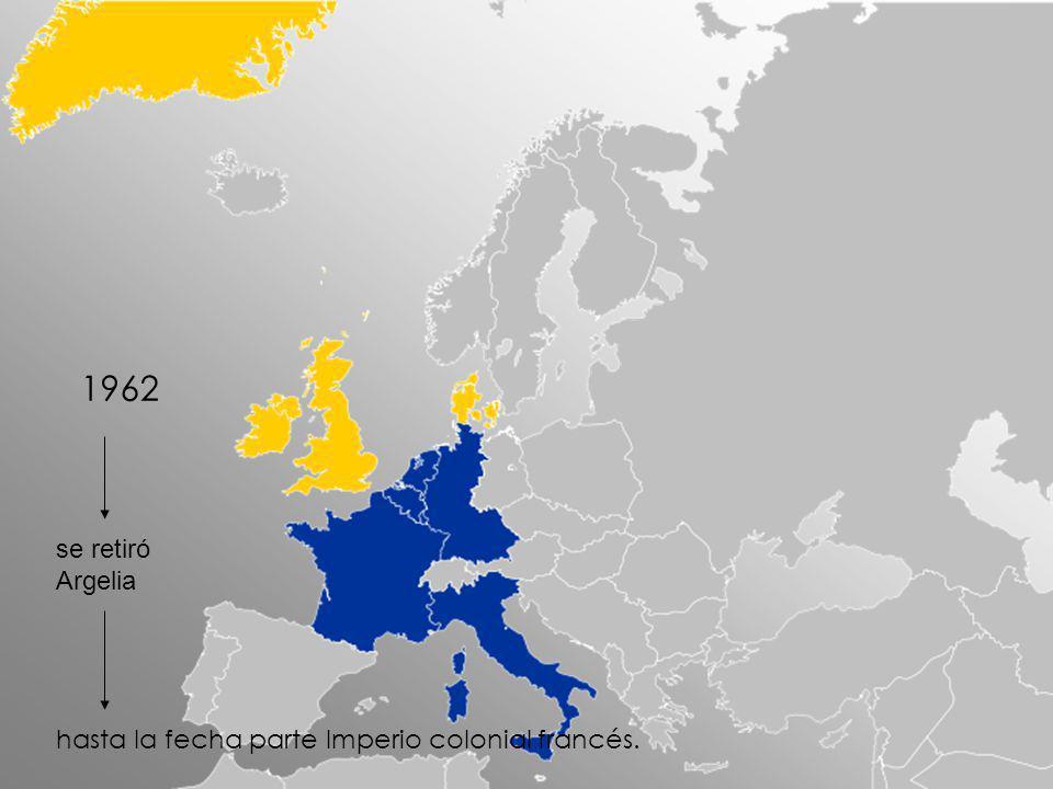 Países de la primera ampliación Irlanda Dinamarca Reino Unido 1973 Exclusión de Islas Feroe e inclusión de Groenlandia