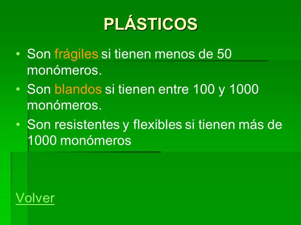 PRINCIPALES TIPOS -Termoplásticos Termoplásticos -Termoestables Termoestables