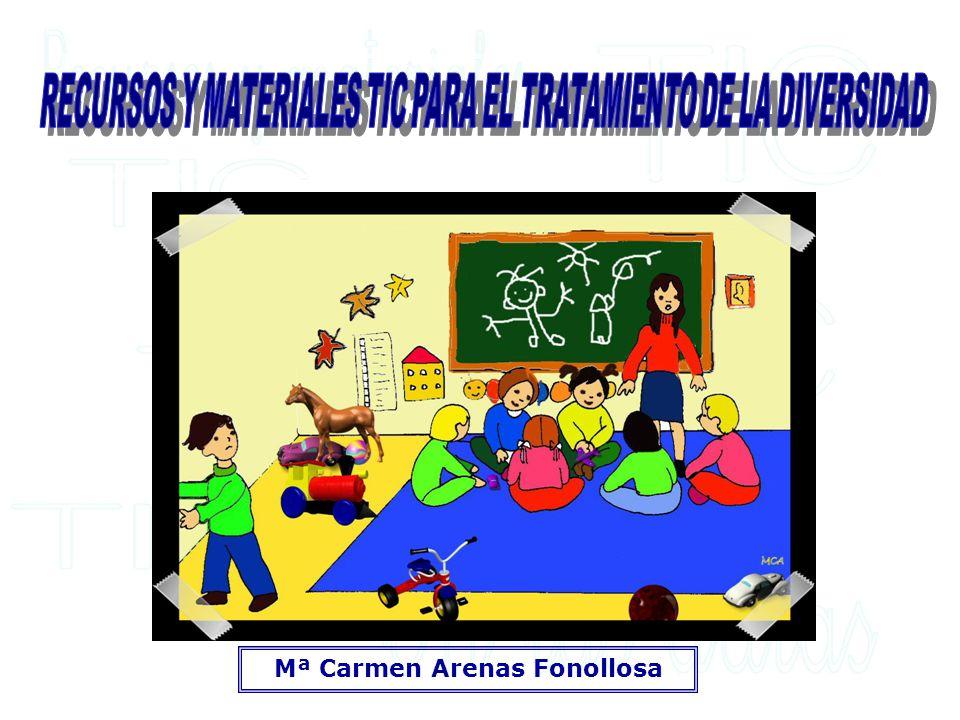 Otras páginas interesantes Página de ayuda para la elaboración de ACIS http://es.geocities.com/adaptacionescurriculares/teoria.htm Página sobre la Orientación educativa http://www.brujulaeducativa.com/ La diversidad educativa: http://www.nodo50.org/igualdadydiversidad/g_nee.htm Recursos para trabajar con la diversidad http://www.orientared.com/ udicom.