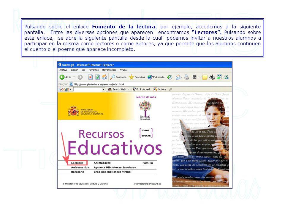- Recursos en línea se ofrecen Materiales Multimedia en línea para apoyo al desarrollo del currículo.