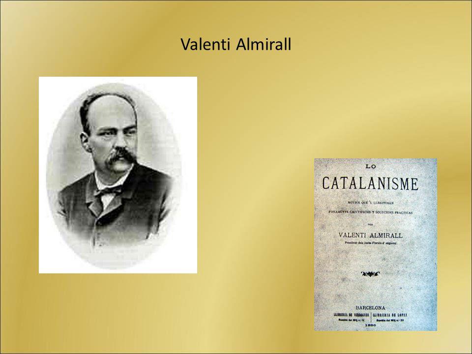 Valenti Almirall