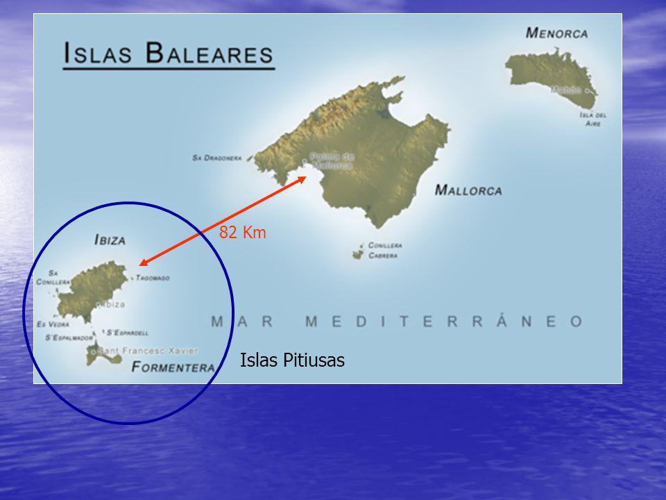 82 Km Islas Pitiusas