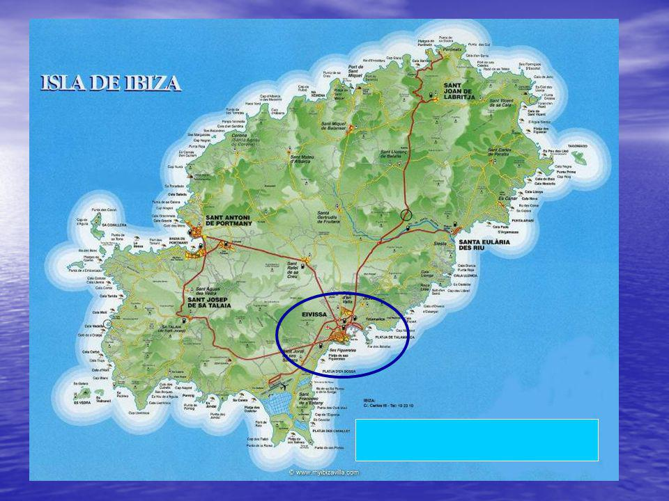 En el 535 los bizantinos recuperan la isla, pero la ciudad esta casi abandonada.