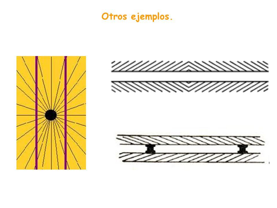 ¡ Las franjas de colores son paralelas ! En este ejemplo, basado en la ilusión de Zollner, se muestra como una serie de líneas paralelas se ven aparen