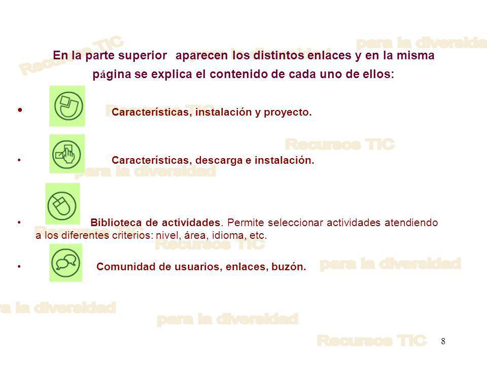 9 Documentos, artículos, curso de creación de actividades.