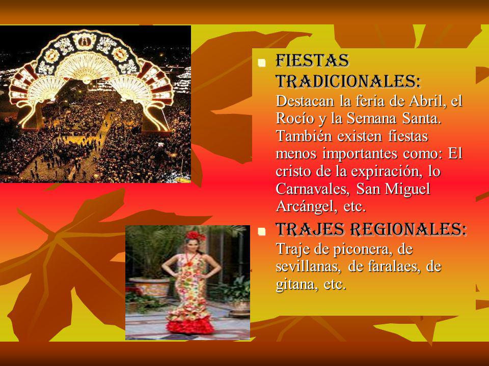Tradiciones y costumbres.Fiestas tradicionales. Fiestas tradicionales.
