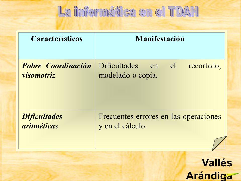 Formas de intervención educativa en sujetos con TDAH: Test interactivos para determinar el diagnóstico TEC-IMAT (Ejecución Contínua del Proyecto IMAT).