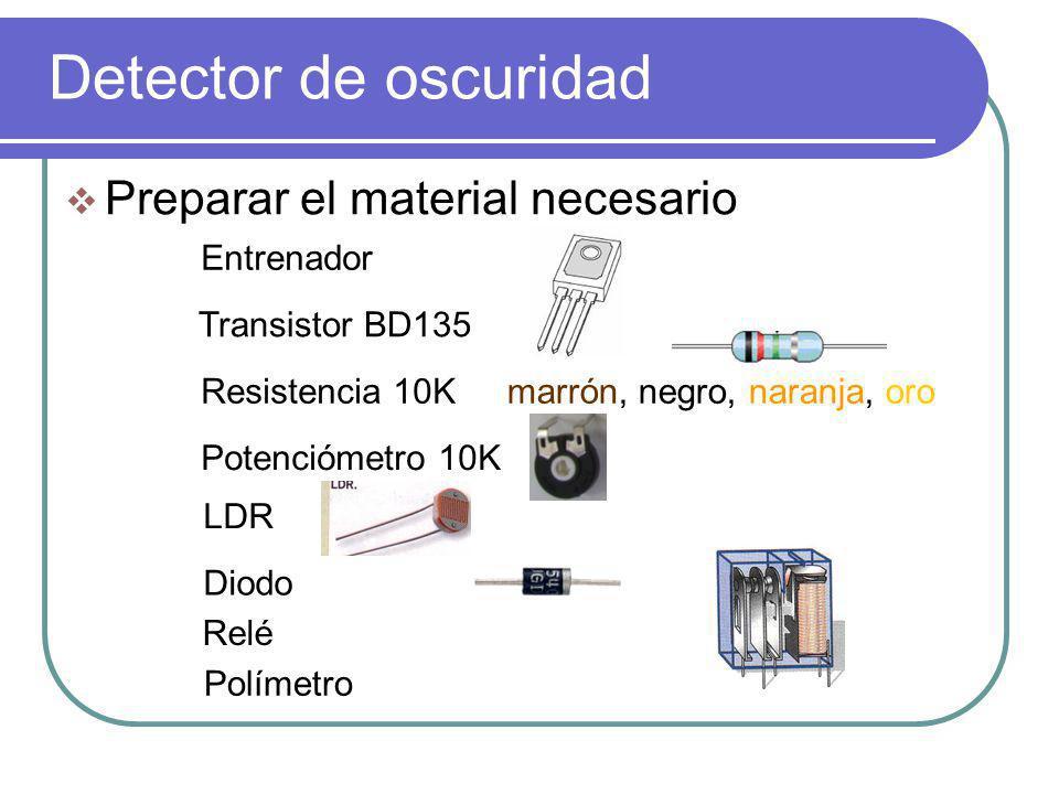 6v B1 B2 GND Colocar el transistor en placa-board.