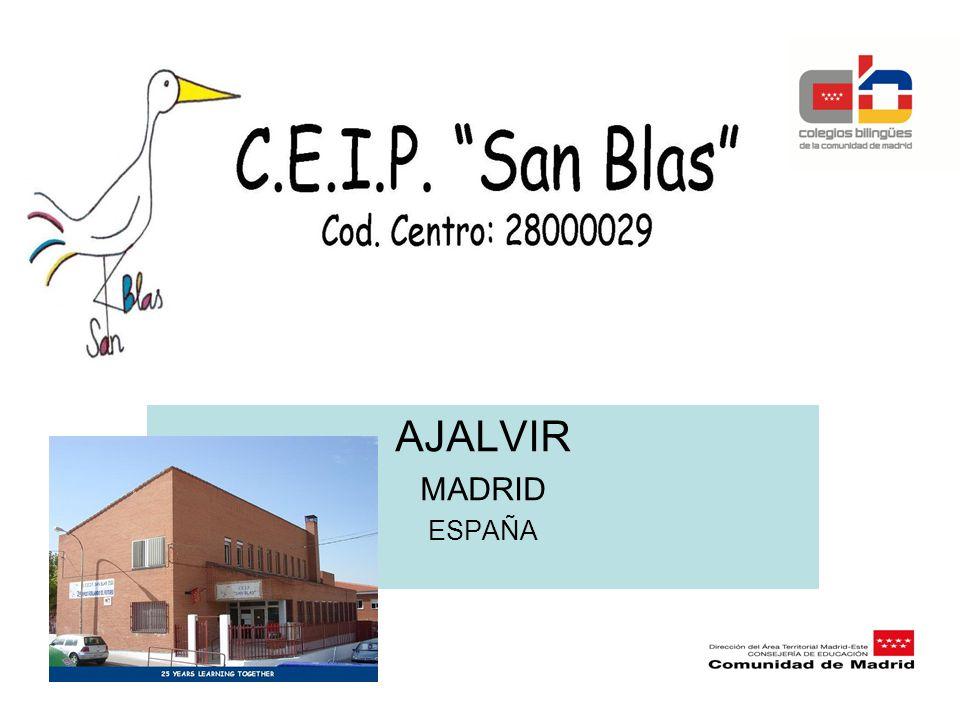 AJALVIR MADRID ESPAÑA