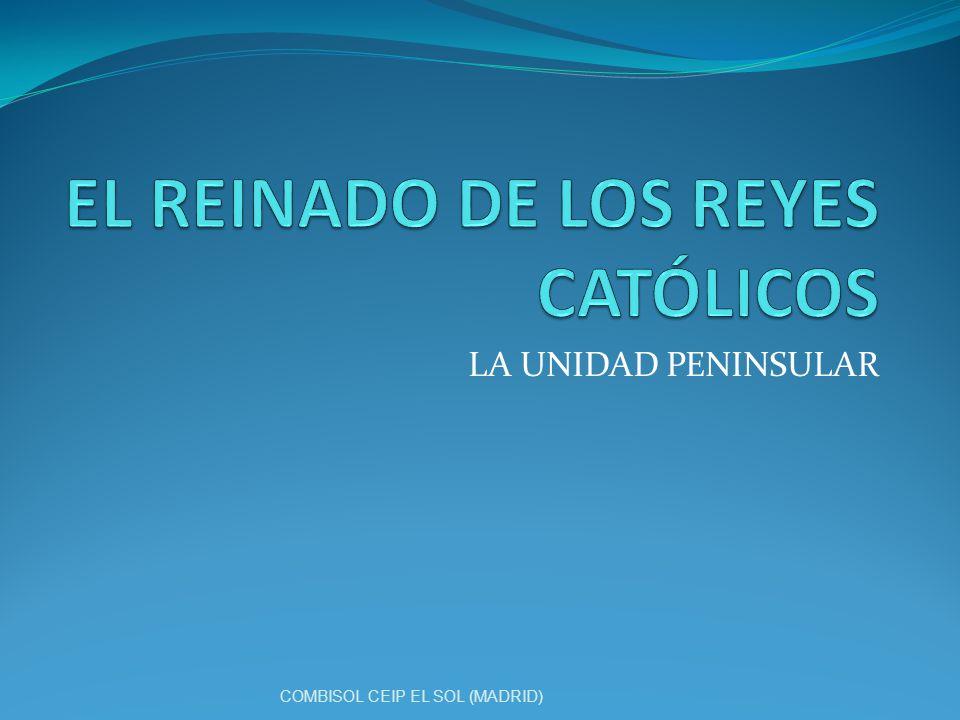 LA UNIDAD PENINSULAR COMBISOL CEIP EL SOL (MADRID)