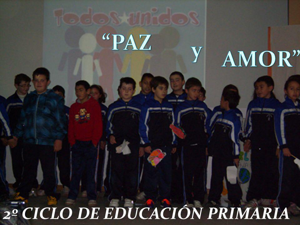 2º CICLO DE EDUCACIÓN PRIMARIA