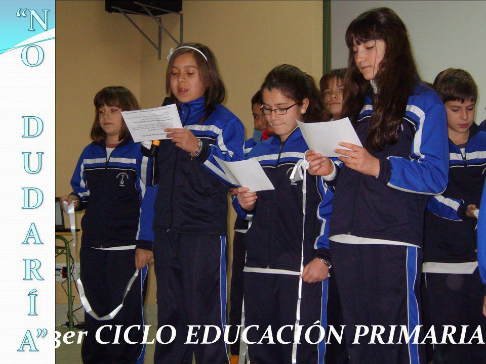 3er CICLO EDUCACIÓN PRIMARIA