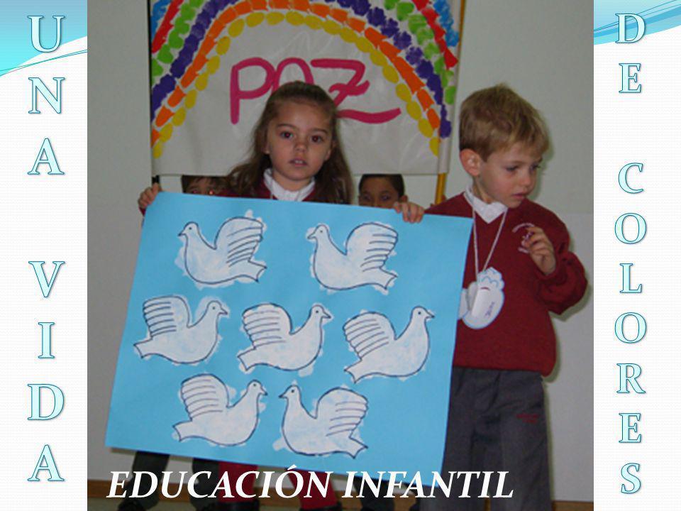 COLEGIO SANTA TERESA - GETAFE Soñamos con el día en que los corazones de todos nosotros hayan superado los recelos, las envidias y las desconfianzas y que en los patios de las escuelas no existan peleas ni amenazas
