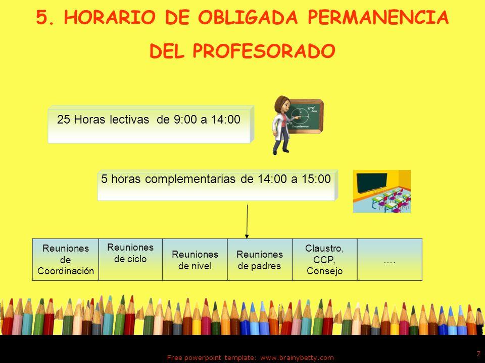6.HORARIO AMPLIADO De 7:00 a 9:00 Proyecto amanecer Desde 16:30… Proyecto atardecer.