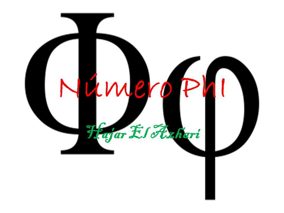 Número PhI Hajar El Azhari