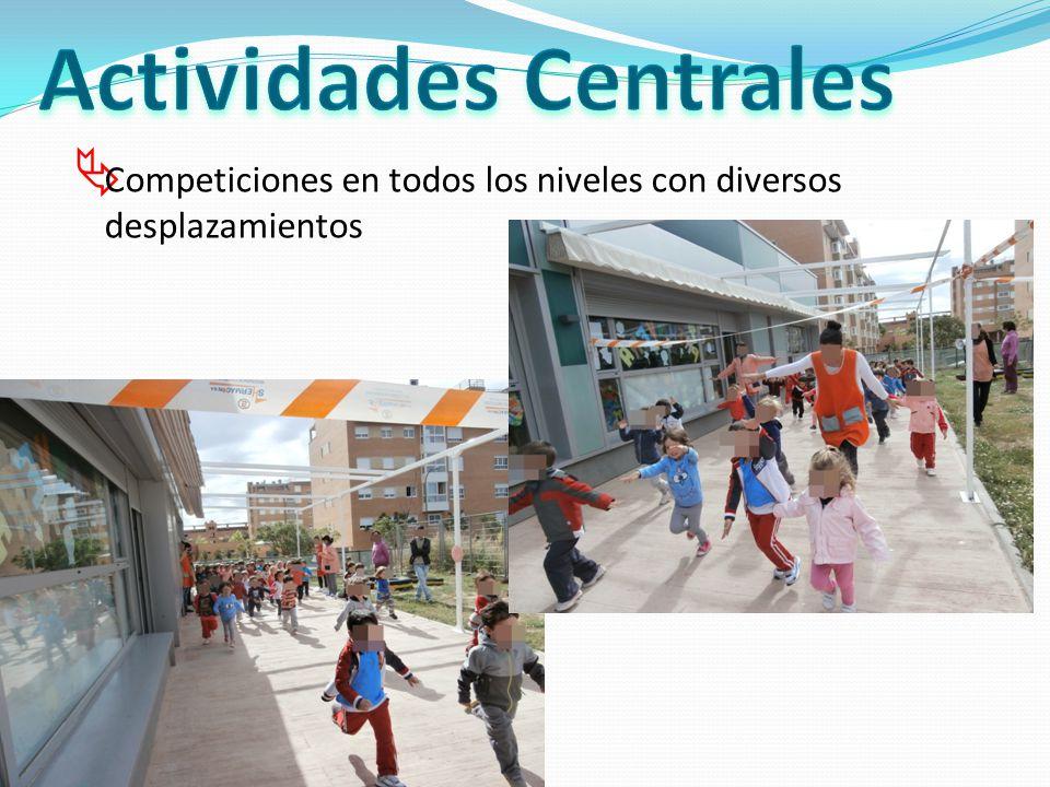 Propuesta de actividad física a las familias de la Escuela, les informamos de que ese día los niños tienen que venir con ropa deportiva.
