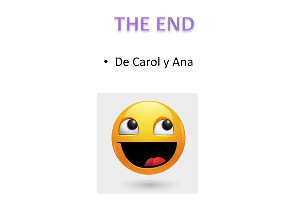 De Carol y Ana