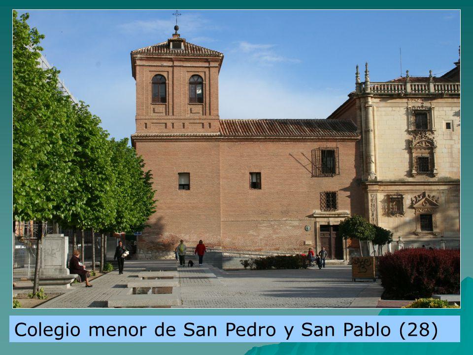Colegio menor de San Pedro y San Pablo (28)