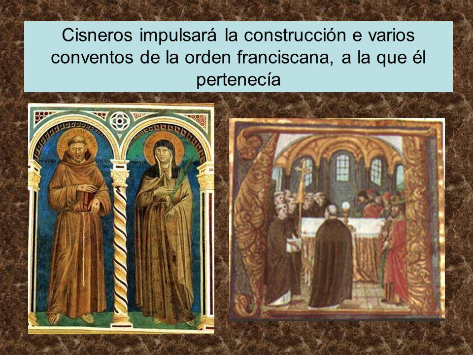 Convento de San Juan de la Penitencia (1508) (53) Hoy es una sala de exposiciones del ayuntamiento: La casa de la entrevista