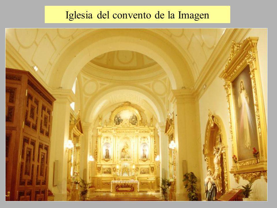 Retablo de la Iglesia del Convento de la Imagen
