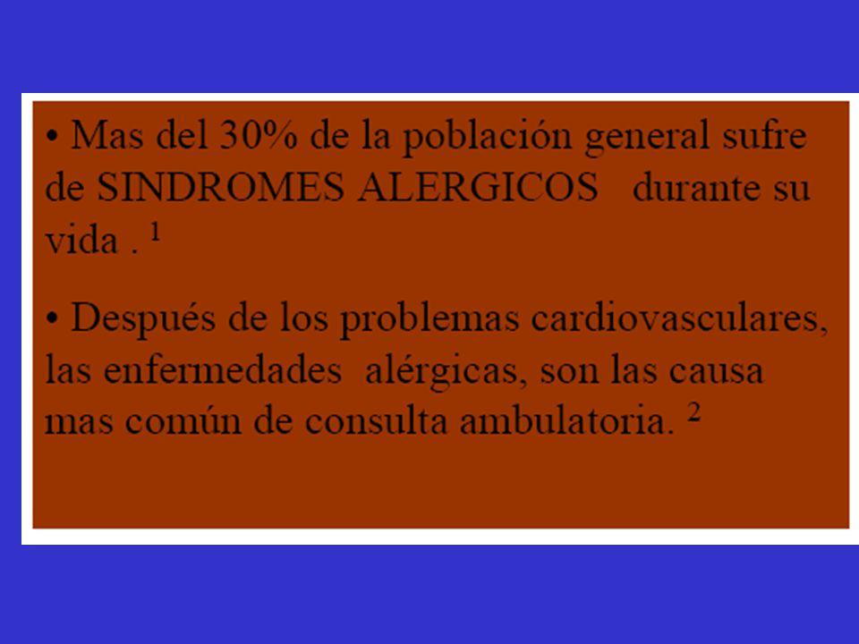 ANOMALÍAS DEL S. INMUNE AUTOINMUNIDAD HIPERSENSIBILIDAD: Dinámica INMUNODEFICIENCIAS HISTOCOMPATIBILIDAD Según virulencia y nº de Ag