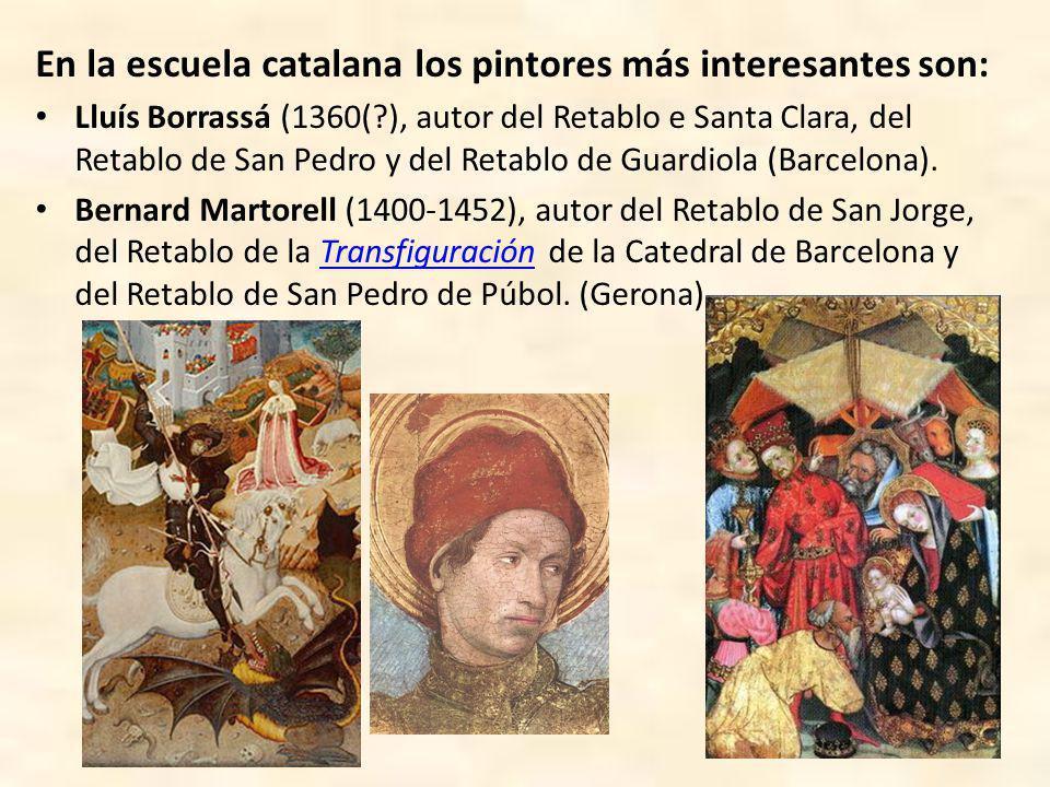 En Mallorca: Francisco Comes.En Castilla:.