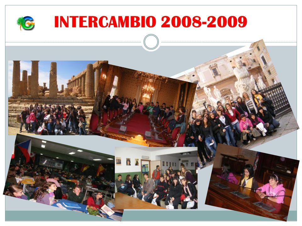 INTERCAMBIO 2008-2009