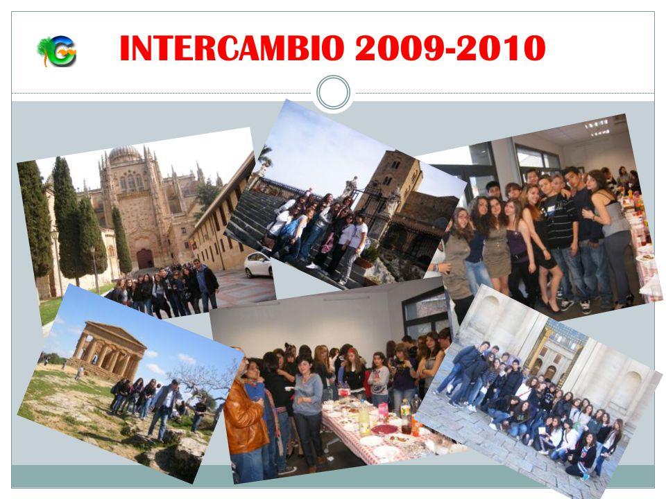 INTERCAMBIO 2009-2010