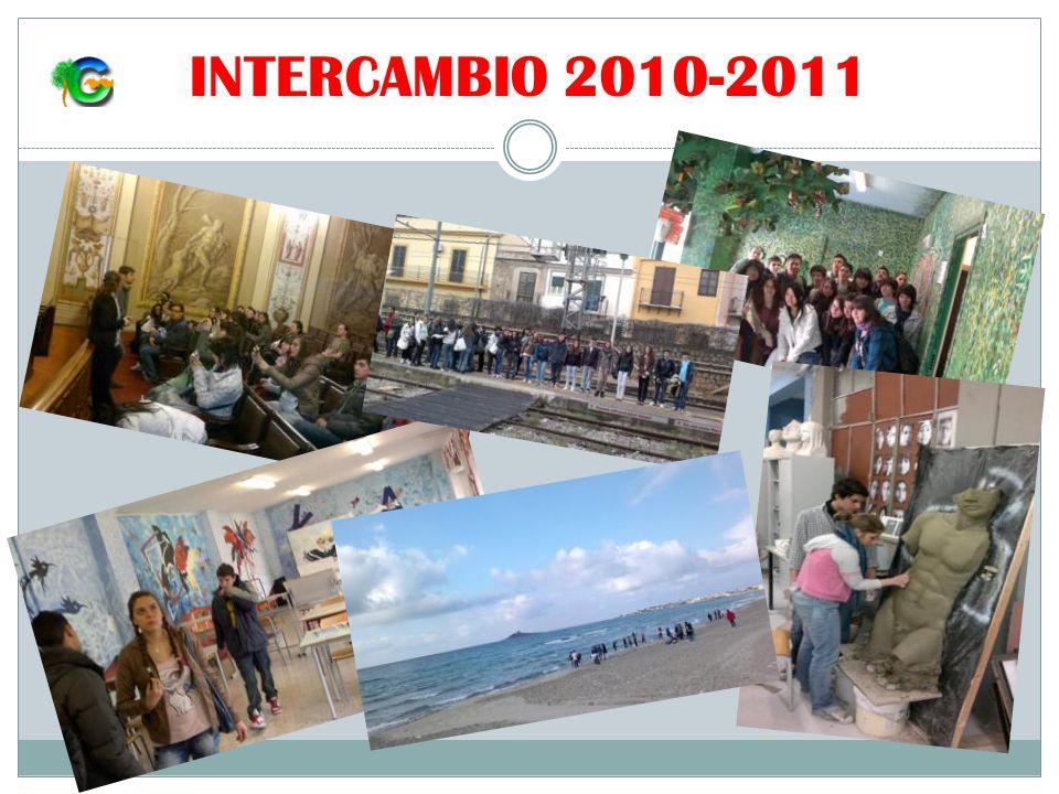INTERCAMBIO 2010-2011