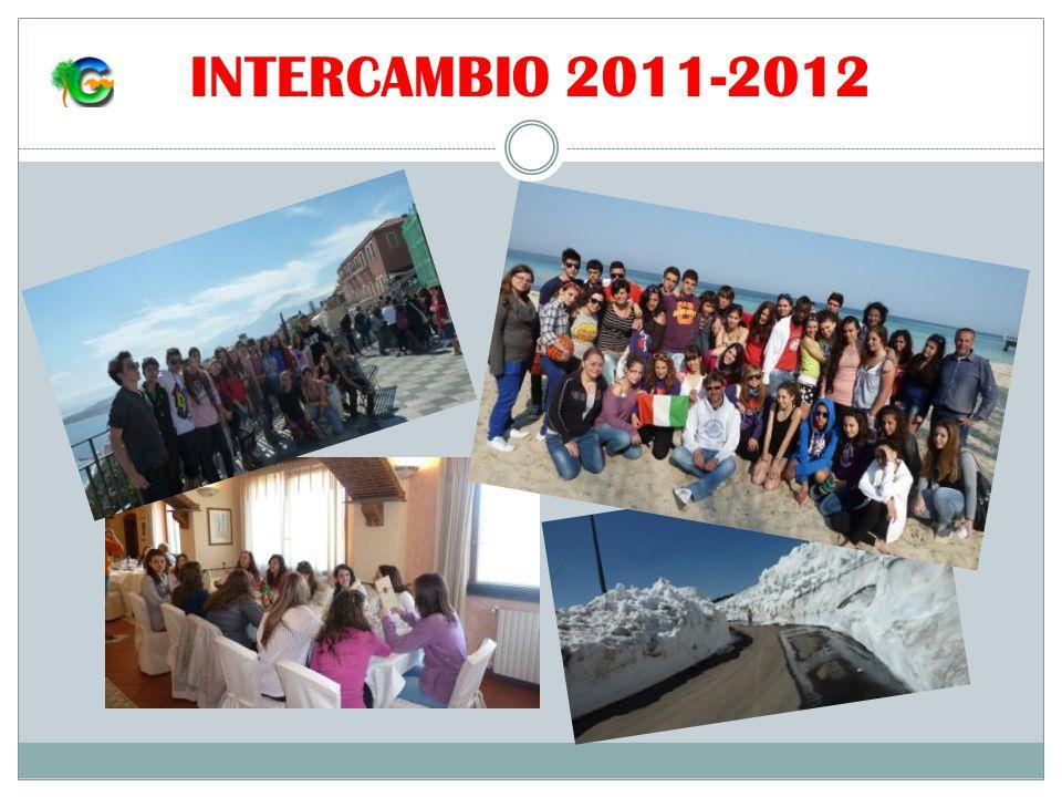 INTERCAMBIO 2011-2012