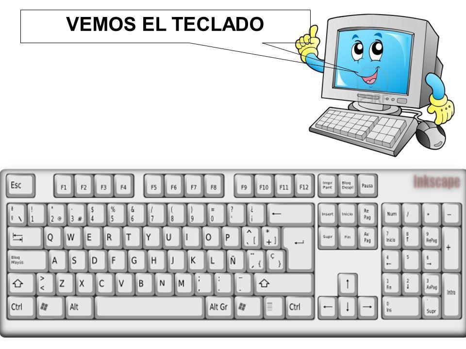 VEMOS EL TECLADO