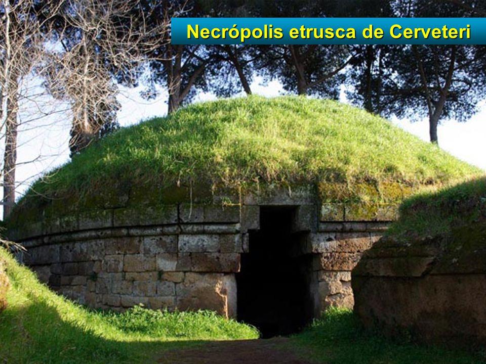 Necrópolis etrusca de Cerveteri