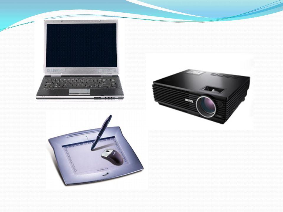 pizarra digital interactiva PDI Cuando además del ordenador y el videoproyector disponemos también de un