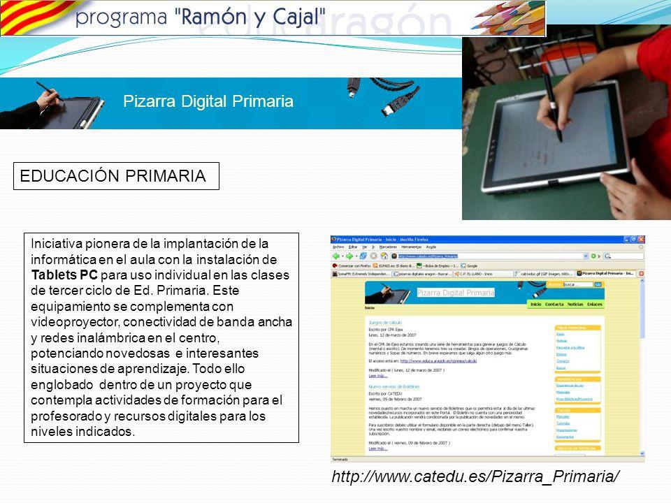 Todos los centros educativos públicos de Infantil y Primaria de Extremadura dispondrán de un ordenador dotado con el software libre