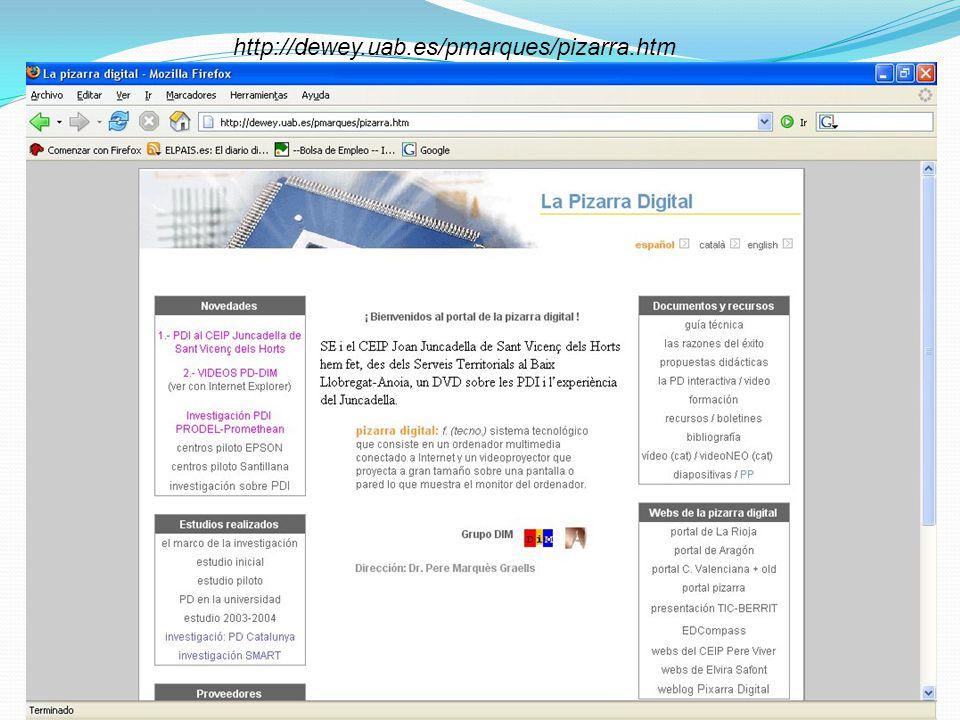 EDUCACIÓN PRIMARIA Iniciativa pionera de la implantación de la informática en el aula con la instalación de Tablets PC para uso individual en las clas