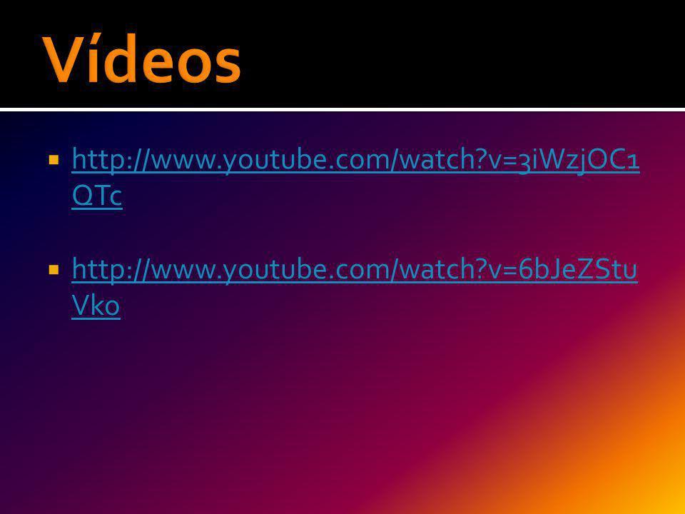 http://www.youtube.com/watch?v=3iWzjOC1 QTc http://www.youtube.com/watch?v=3iWzjOC1 QTc http://www.youtube.com/watch?v=6bJeZStu Vko http://www.youtube