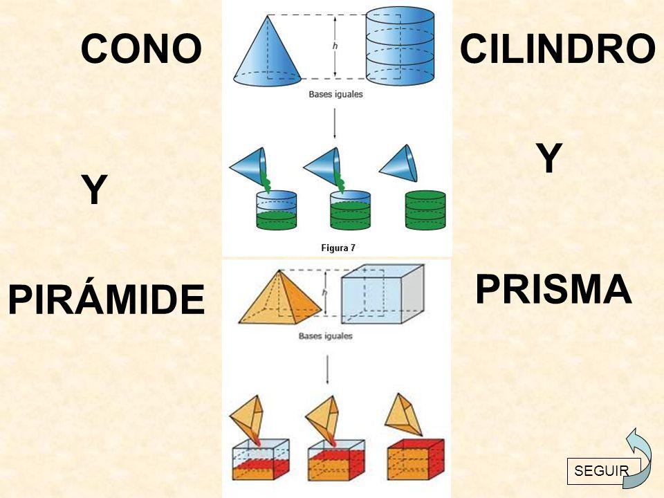 CILINDRO PRISMA Y CONO Y PIRÁMIDE SEGUIR