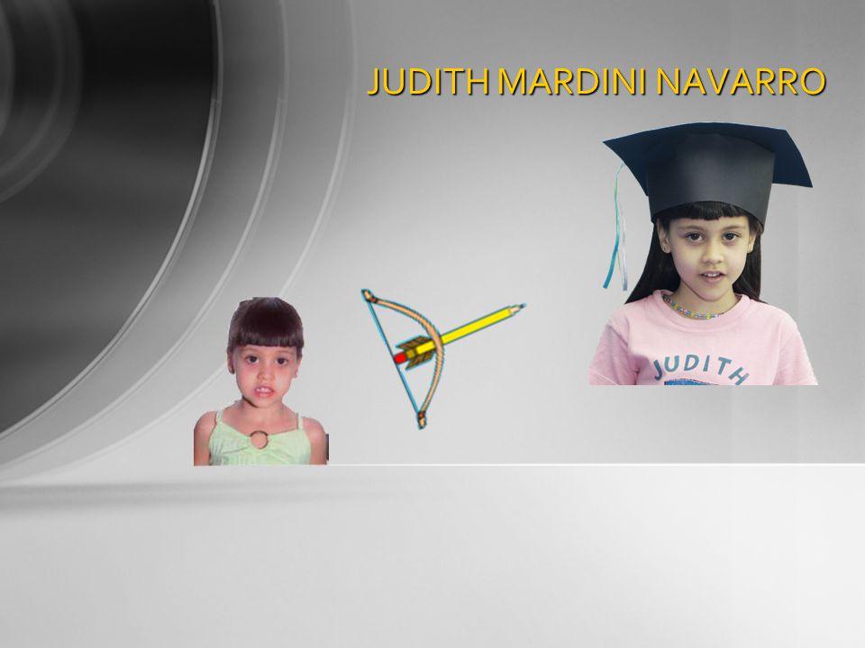 JUDITH MARDINI NAVARRO